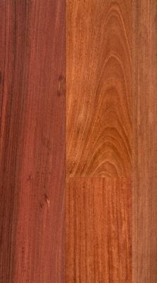 3/4&#034; x 5&#034; Santos Mahogany
